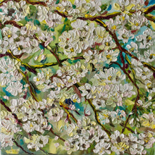 Load image into Gallery viewer, Spring Blossom. Triptych.