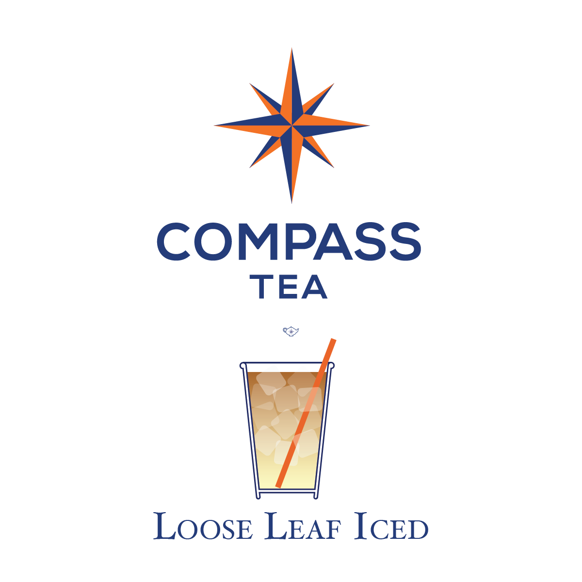 Hibiscus Blossom Loose Leaf Iced Tea 12oz