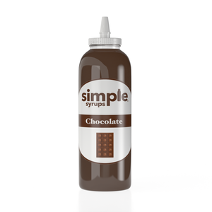 chocolate coffee syrup simple syrups 16oz