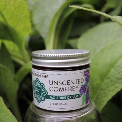 Unscented Comfrey Moisture Cream