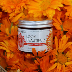 Look Beautiful! Moisture Cream