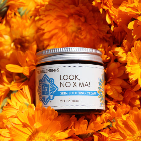 LOOK, NO X MA! Skin Soothing Cream