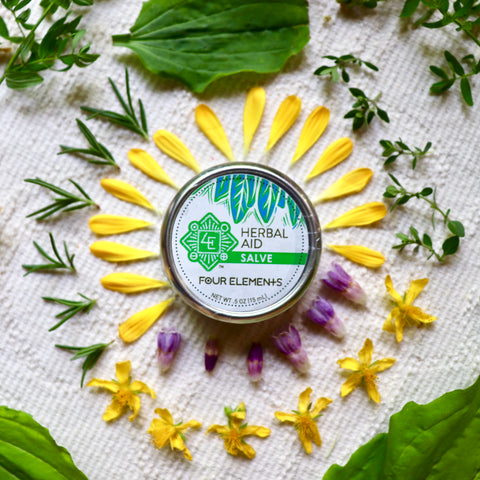 Herbal First Aid Salve