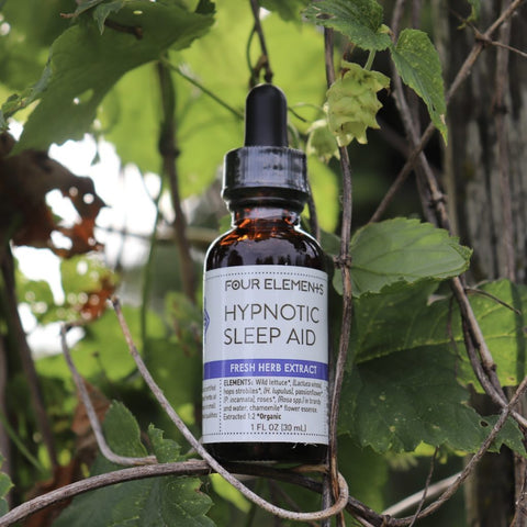 Hypnotic Sleep Tincture Blend