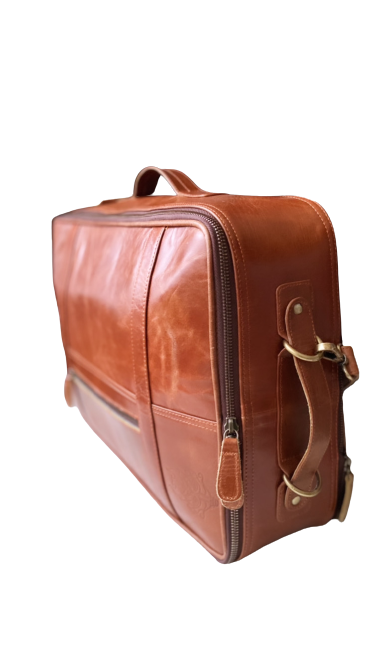 AD Convertible Briefcase + Backpack + Laptop Bag