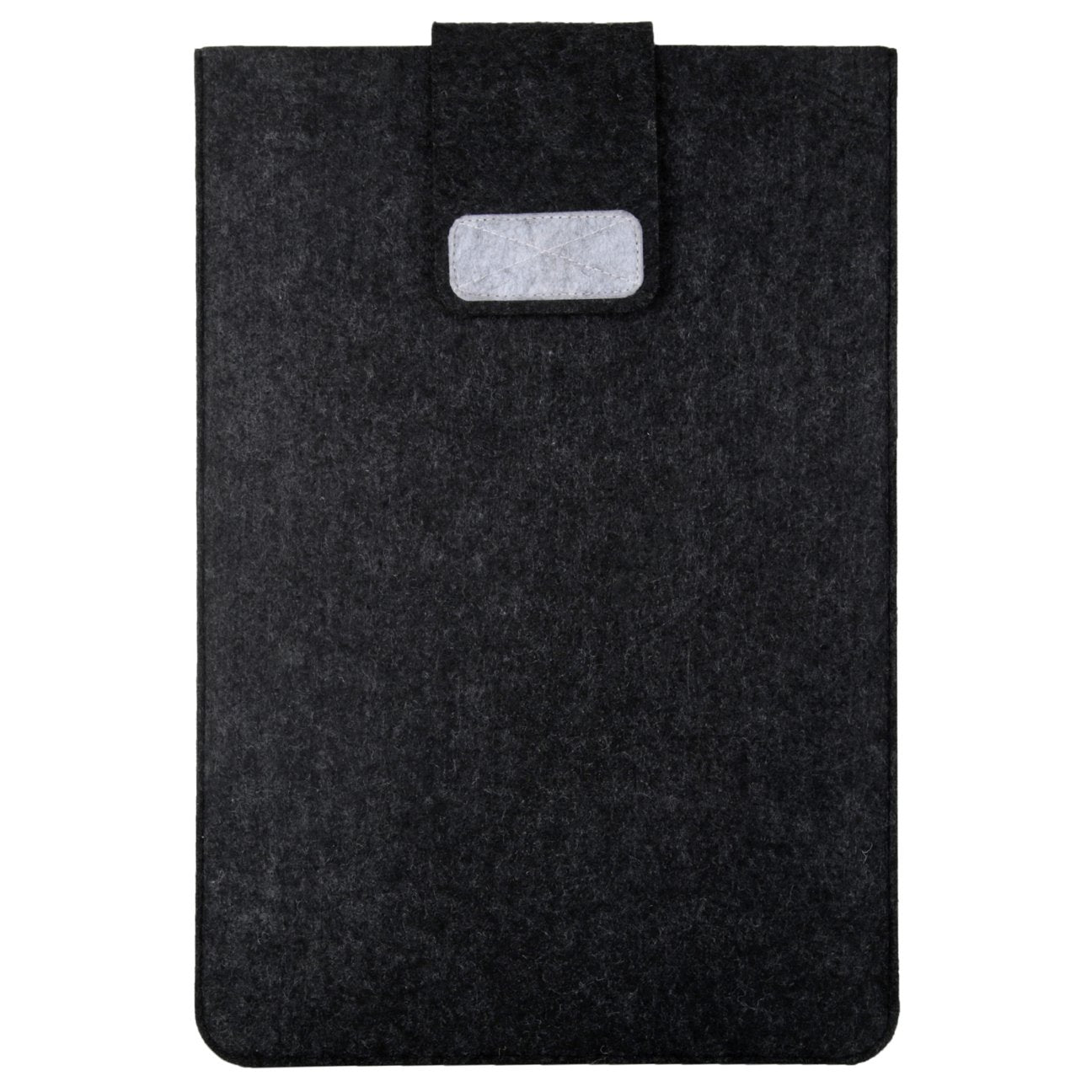 Felt basic black Laptop Sleeve