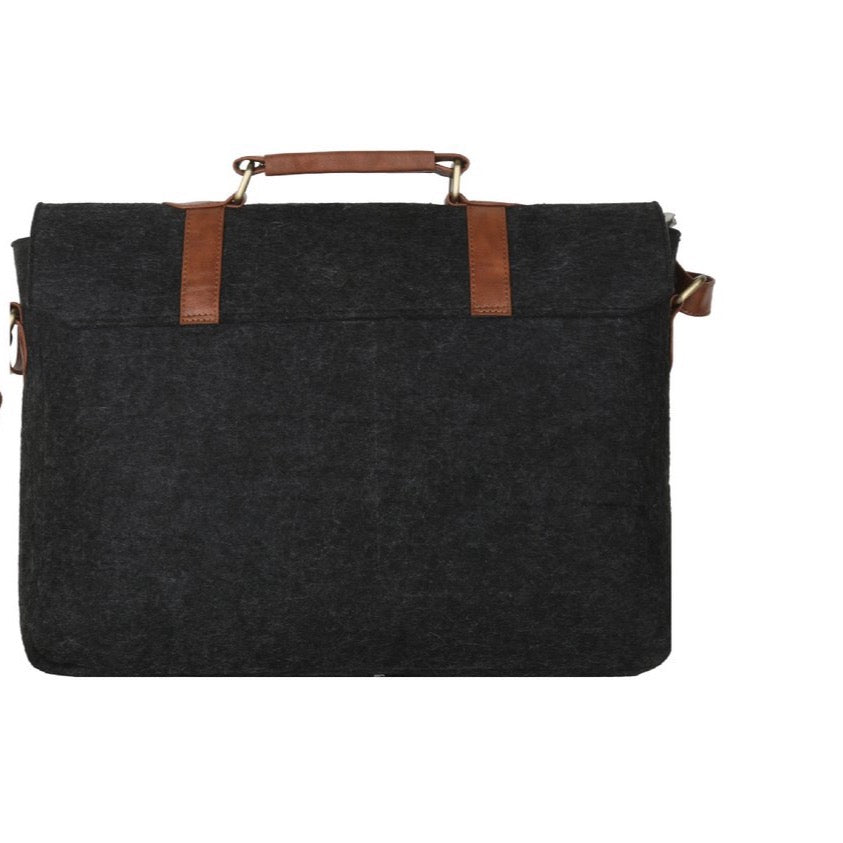 Wool Felt Laptop Bag