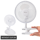 6″ Inch Small Desktop Portable Fan
