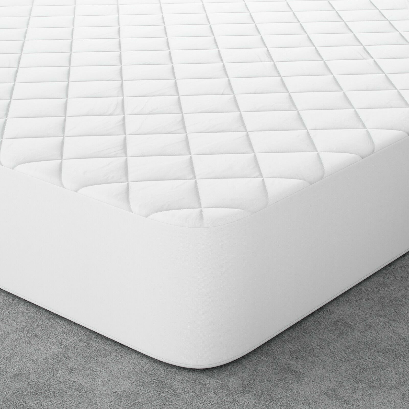"Extra Deep 12"" Quilted Water Proof Mattress Protector"