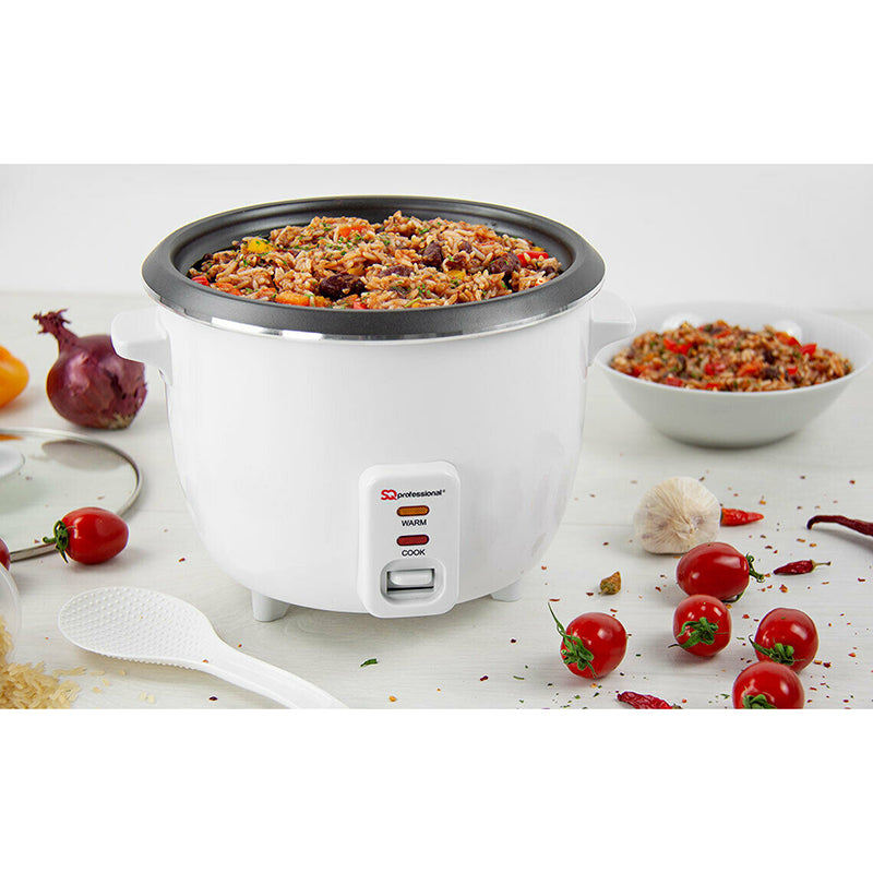 Electric Rice Cooker Steamer Cooking Pot Non Stick