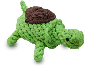 Cotton Pals Dog Toy | Speedy The Turtle