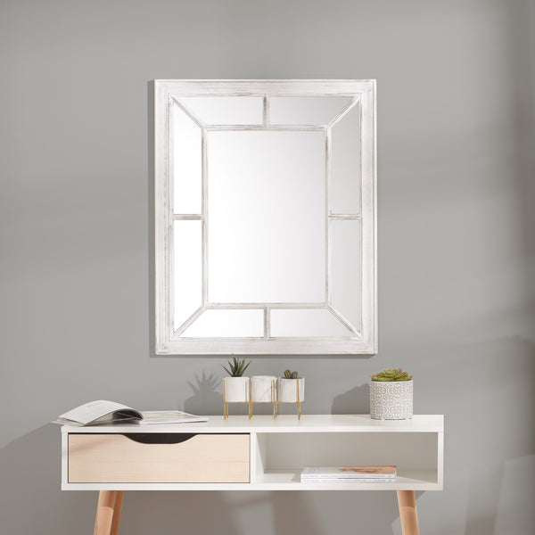 Naples Rectangle Wall Mirror Pre Order 25/01/21