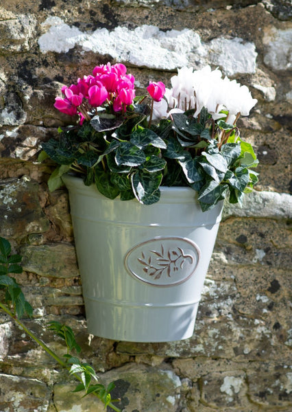 Blenheim Wall Planter - Grey