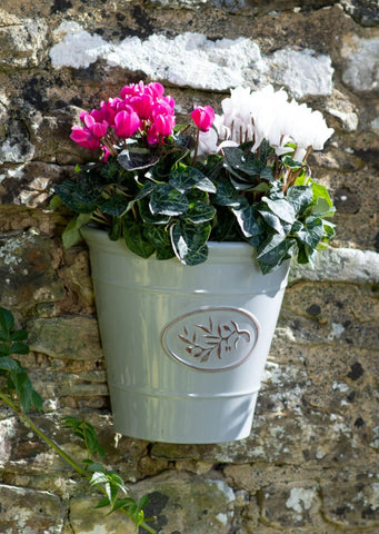 Blenheim Wall Planter - Grey - Pre-order for 01/03/2021