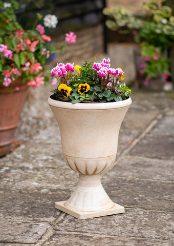 40cm Tuscan Urn Planter - Pre-order for 01/03/2021