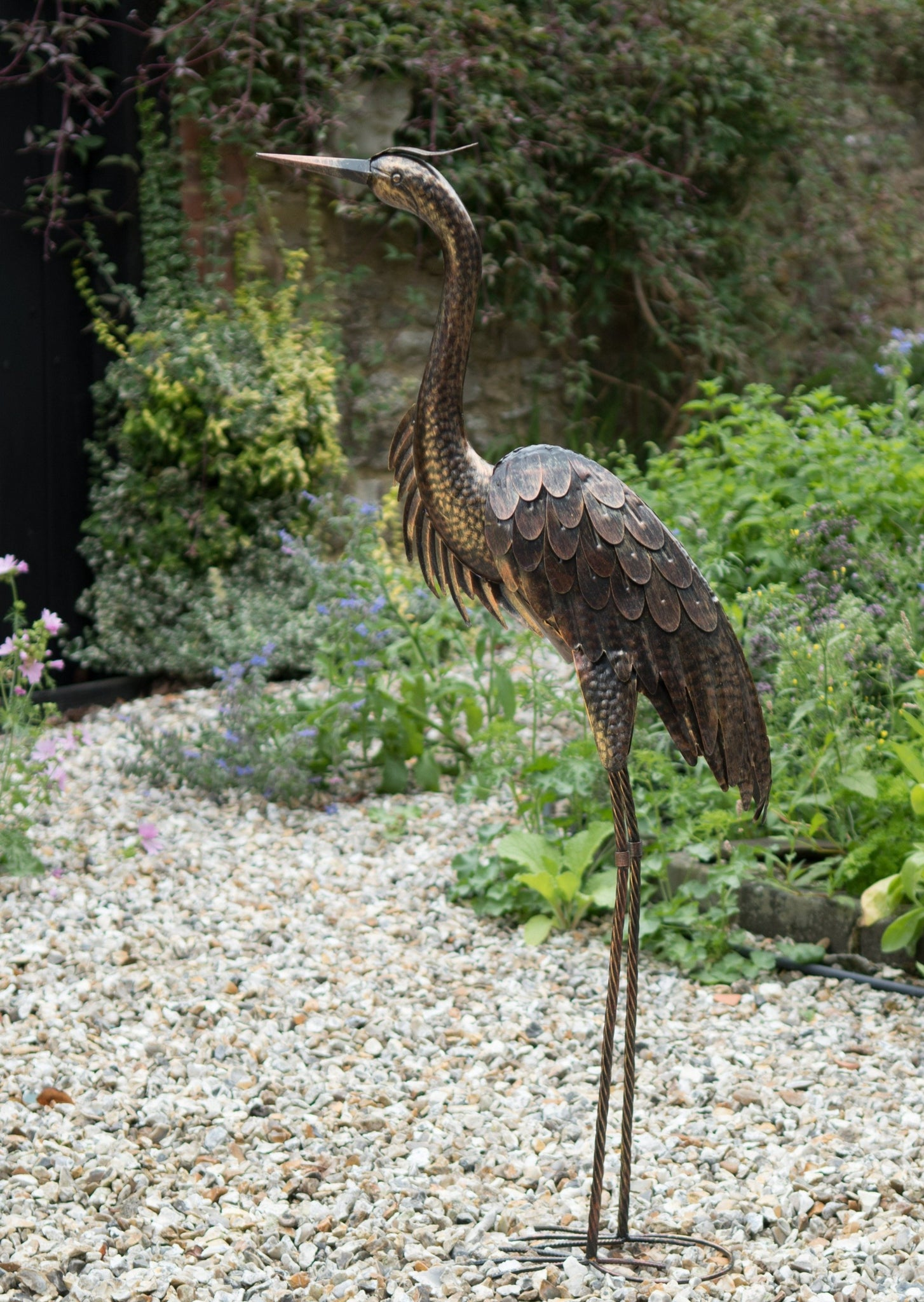 Bronze Heron - Pre-order for 01/02/2021