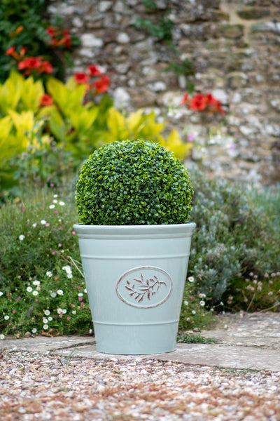 Green Blenheim Planter - Available in 2 Sizes