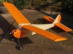 JR AIRSAIL TOMBOY RC Version now with plan