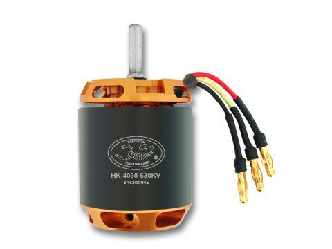SCORPION BRUSHLESS MOTOR HK-4035-630KV