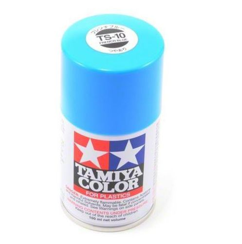 TAMIYA COLOUR SPRAY FRENCH BLUE 100ml