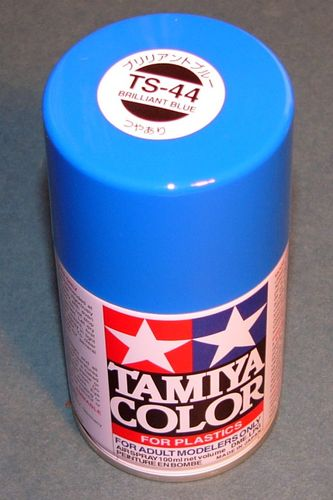 TAMIYA COLOUR SPRAY BRILLIANT BLUE 100ml