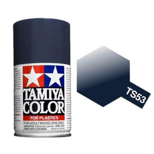 TAMIYA COLOUR SPRAY DEEP METALLIC BLUE 100ml