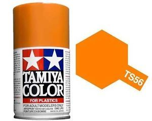 TAMIYA COLOUR SPRAY BRILLIANT ORANGE 100ml