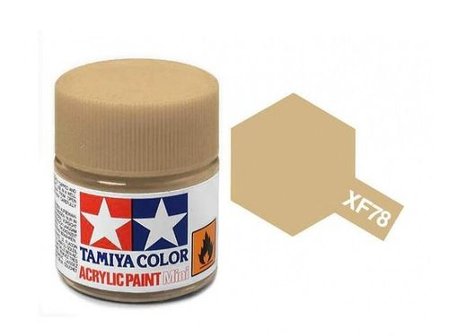 TAMIYA ACRYLIC WOODEN DECK TAN 10ml