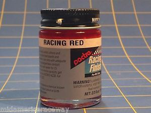 PACTRA RACING FINISH RACING RED 20ml