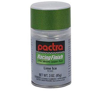 PACTRA RACING FINISH LIME ICE 85g
