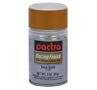 PACTRA RACING FINISH INCA GOLD 85g