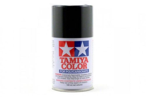 TAMIYA COLOUR SPRAY PAINT BLACK 100ml