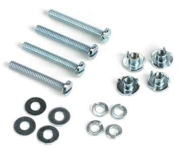 DUBRO BOLTS WITH CAPTIVE NUTS 6-32 X 1.25