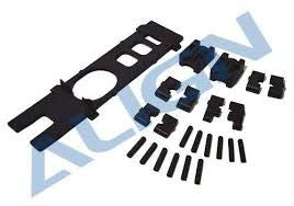 TRex 450 CF Frame Plastic Parts Set