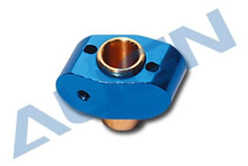 TRex 450 Metal Washnut Base Blue