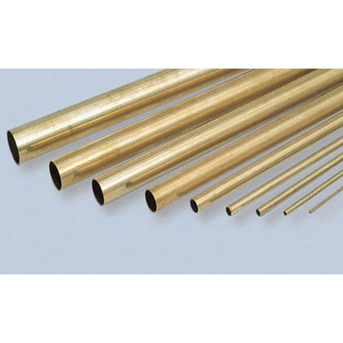 K&S BRASS ROUND TUBE 3/32