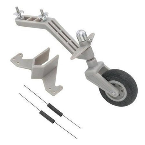 DUBRO SEMI SCALE TAIL WHEEL SYSTEM (FOR .40-.90 size)