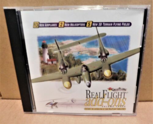 REAL FLIGHT ADD-ONS VOL3