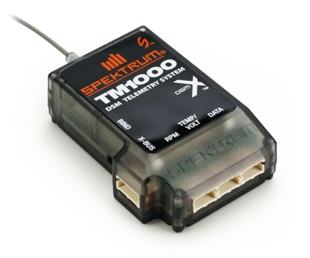 SPEKTRUM TM1000 FULL RANGE AIRCRAFT TELEMETRY MODULE