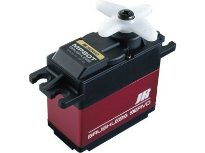 JR MP80T DIGITAL BRUSHLESS SERVO