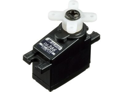 JR DS386 DIGITAL MICRO SERVO
