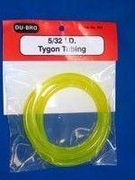DU-BRO TYGON FUEL TUBING FOR PETROL 3ft 5/32