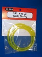 DU-BRO TYGON FUEL TUBING FOR PETROL 3ft 3/32