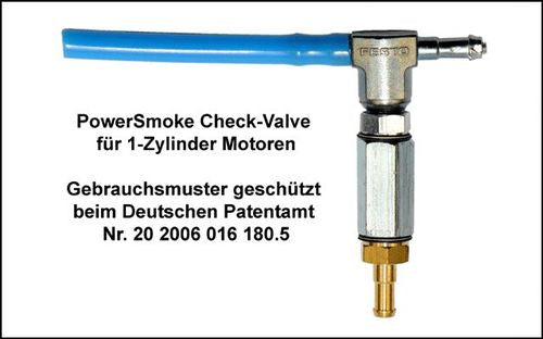 EMCOTEC POWER SMOKE CHECK VALVE