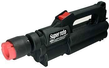 SUPER ROTO GEARED STARTER FOR AIRCRAFT/HELI