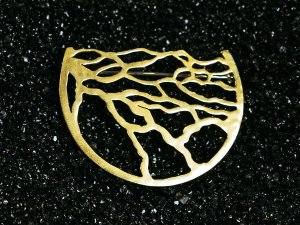 Brooch made by Justin Lin Singapore