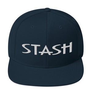 STASH Snapback Hat