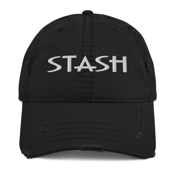 STASH Distressed Hat