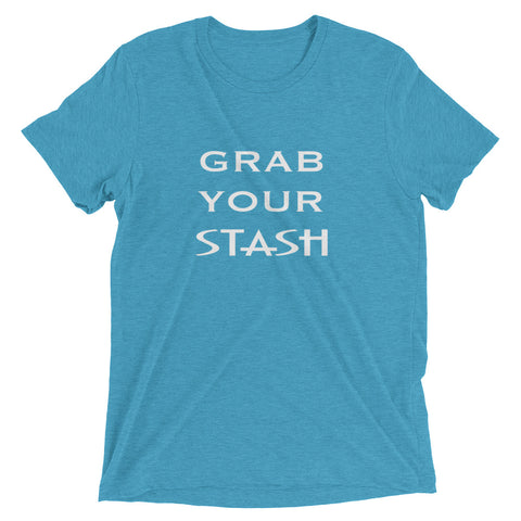 Grab Your STASH t-shirt