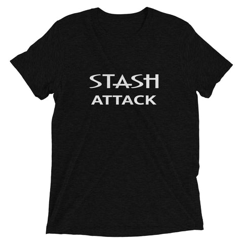 STASH attack t-shirt